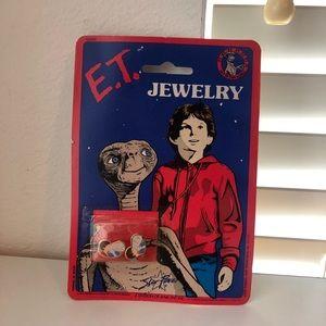 Vintage E.T. Earrings